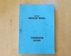 ERF.B series.Maintenance manual.Transmission.TSP 90.